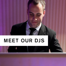 connecticut wedding djs
